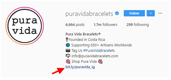 instagram shopping