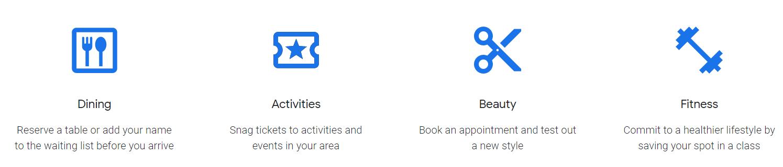 google prenota